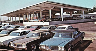Classic Cars for Sale on Car Lot