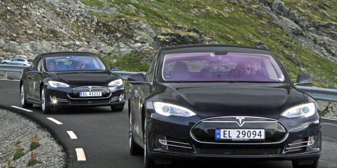 Tesla Driverless Car