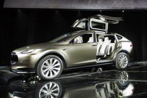 Tesla Large SUV