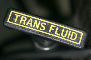 Transmission Fluid Dipstick Clear