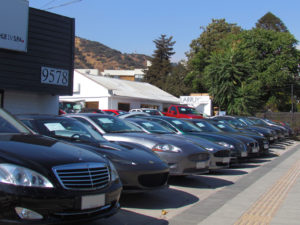 lease return cars for sale