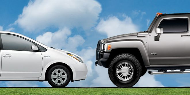 The Hummer Vs Prius Environmental Debate