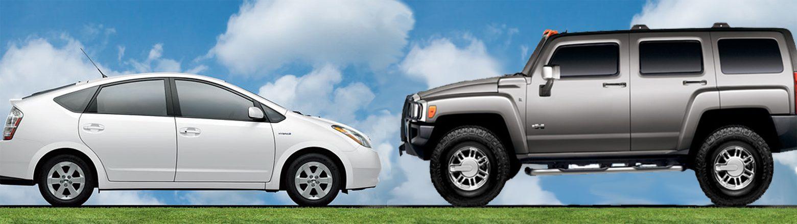 The Hummer Vs Prius Environmental Debate Emanualonline Blog