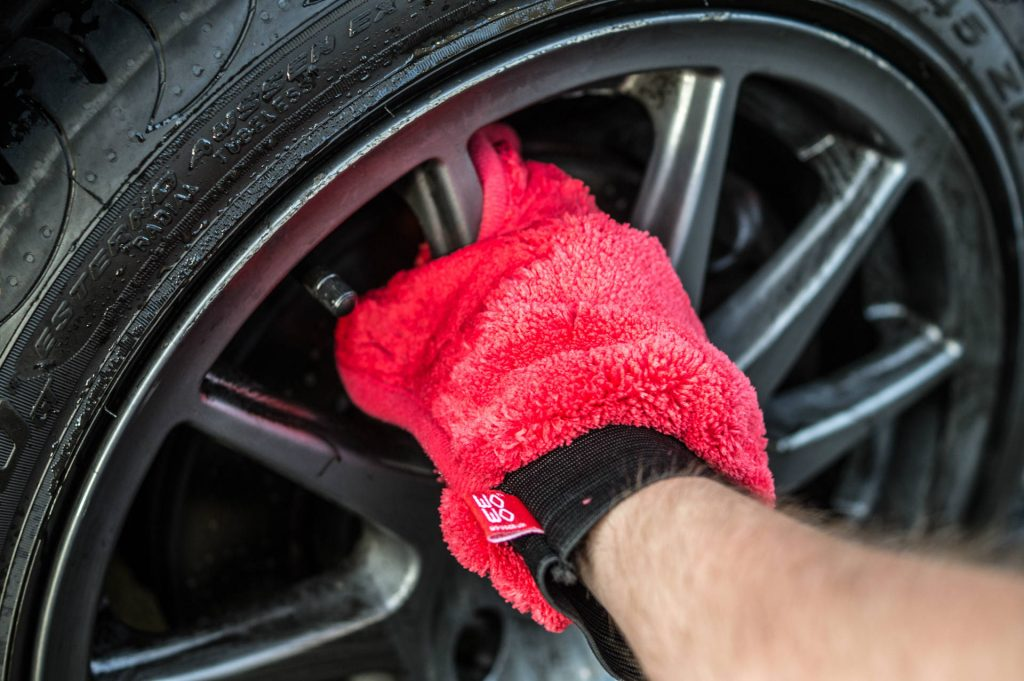 Alloy Wheel Mitt