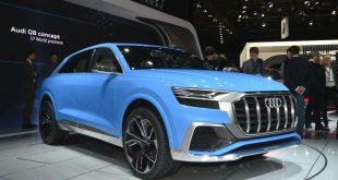 Audi Q8 Concept - NAIAS 2017 - Front