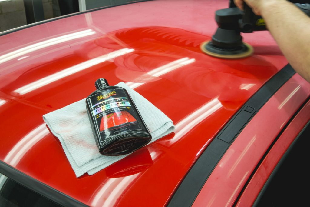 Image courtesy of Meguiars
