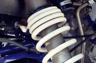 springs on a car