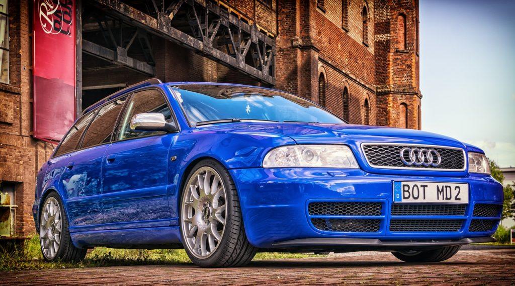 nogaro blue b5 s4 wagon