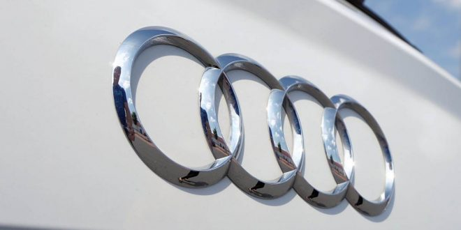 Audi RS-4 emblem