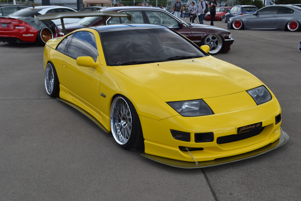 300zx modified car