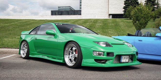 Nissan 300ZX Twin Turbo Specs