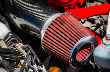 Carbon Fiber Cold Air Intake