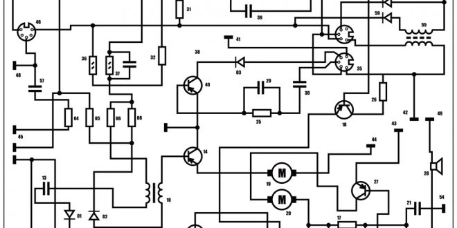 Electric Vehicle Wiring Diagram from blog.emanualonline.com