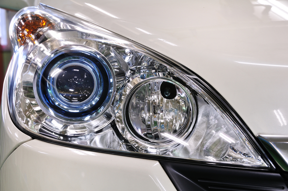 headlight check