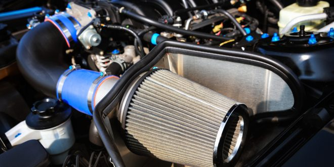 performance intake air filter
