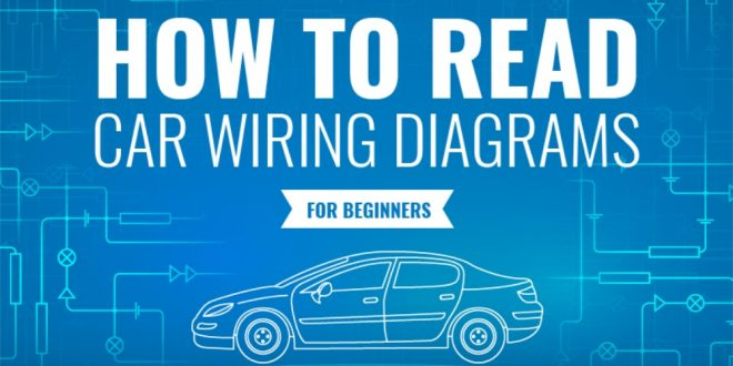 Infographic | How To Read Car Wiring Diagrams For Beginners