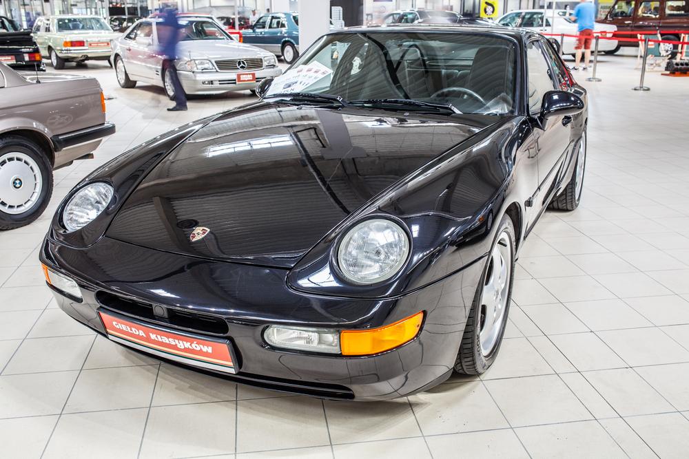 porsche 968 coupe