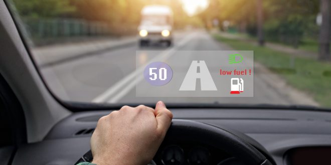 How Does A Heads-Up Display (HUD) Work?