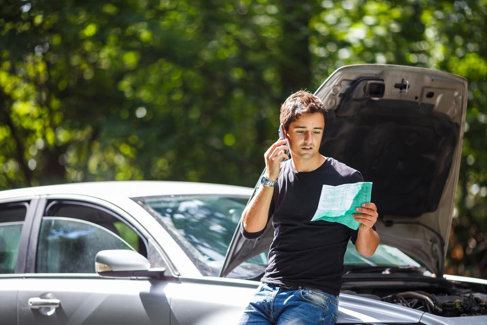 call insurance company