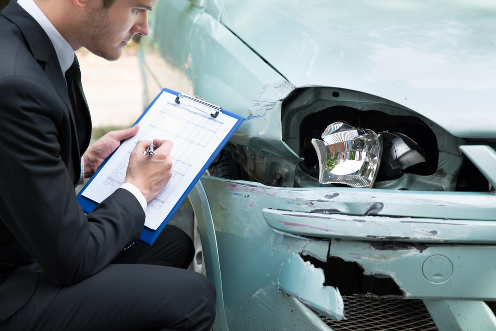 insurance claim adjuster