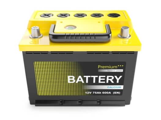 Open type lead-acid battery
