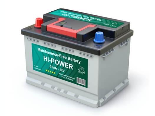 Maintenance-free lead-acid battery