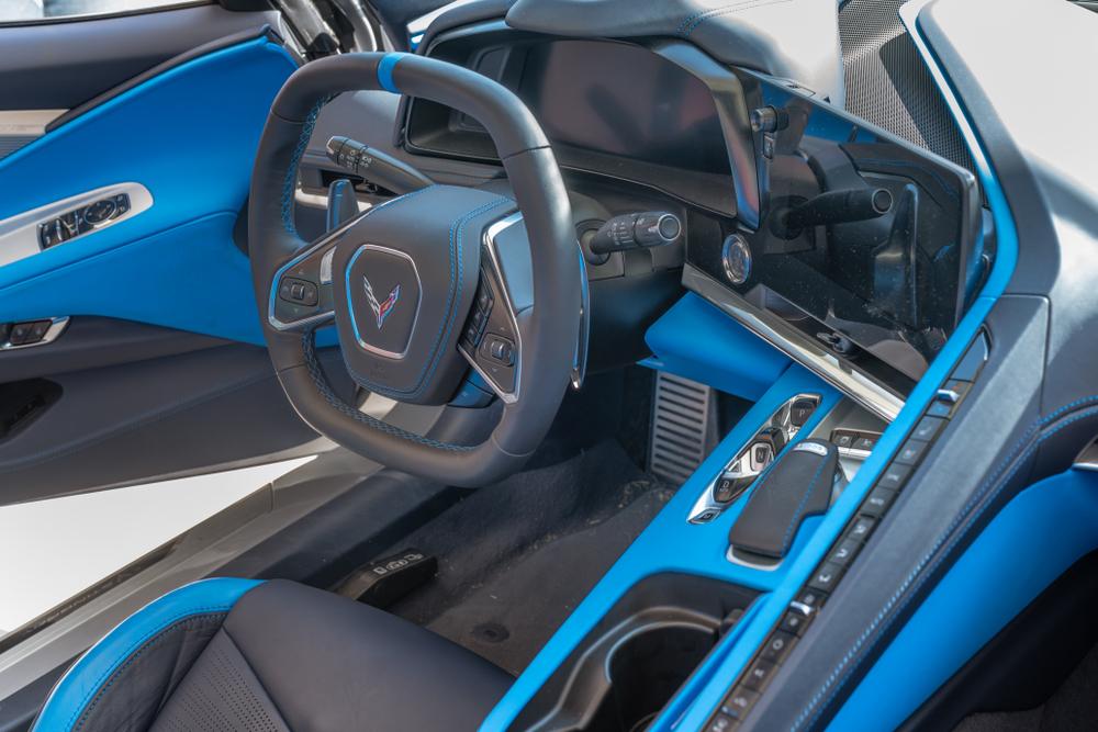 c8 corvette cockpit