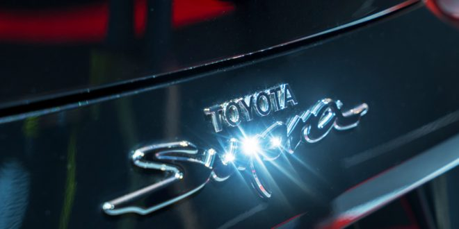 Learn about the MKV 2020 Toyota GR Supra