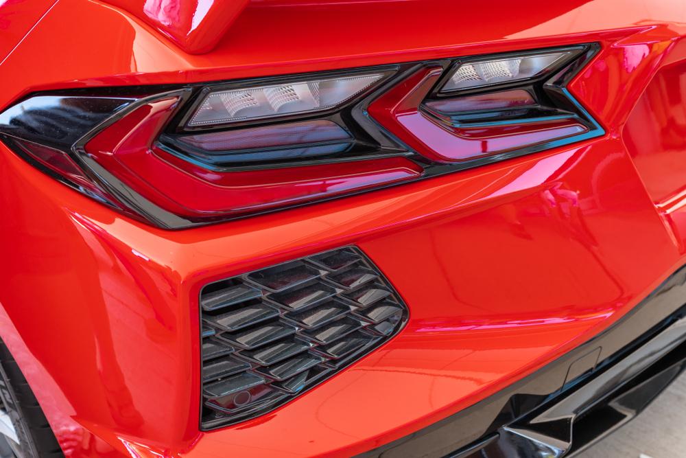 c8 corvette taillights