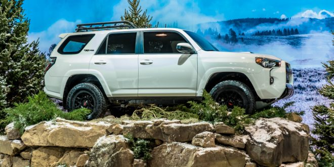 Eveything You Want to Know about the Toyota 4Runner