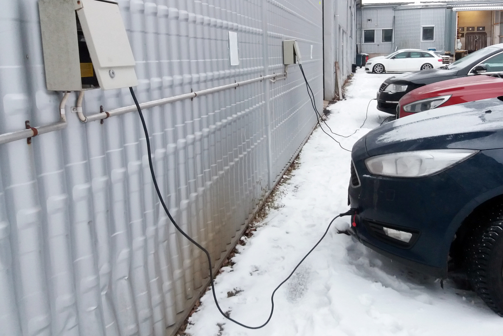 engine block heater cable