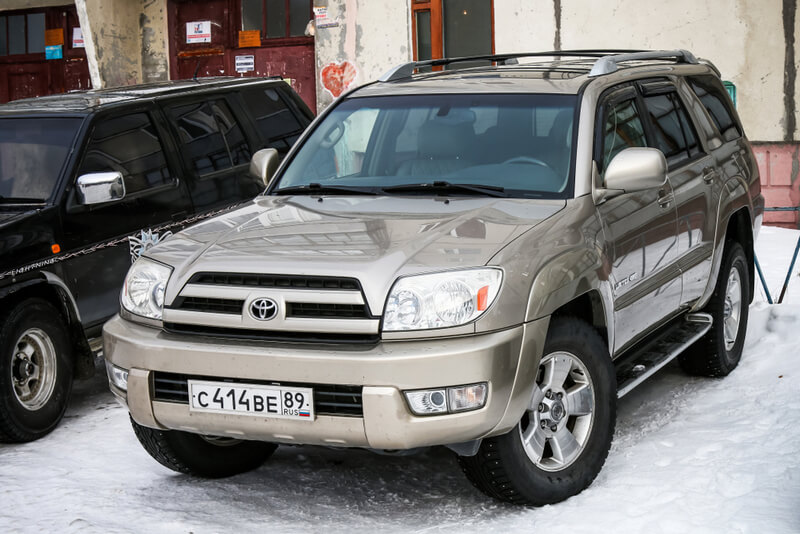 Toyota 4Runner Fourth Generation