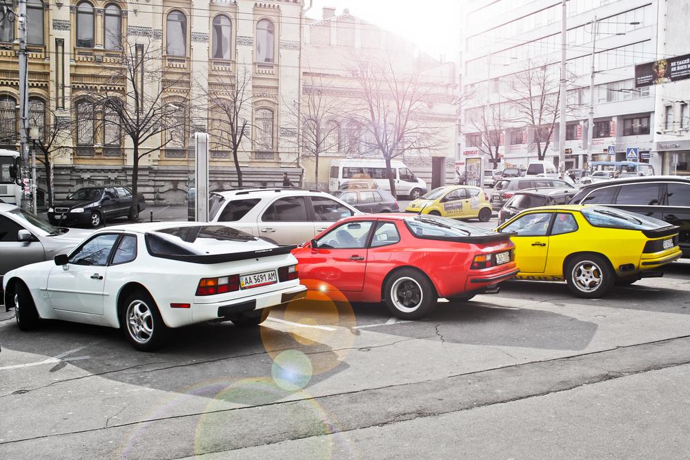 porsche 944 cars