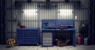 Car Garage Design Ideas and Layout for Your Workshop