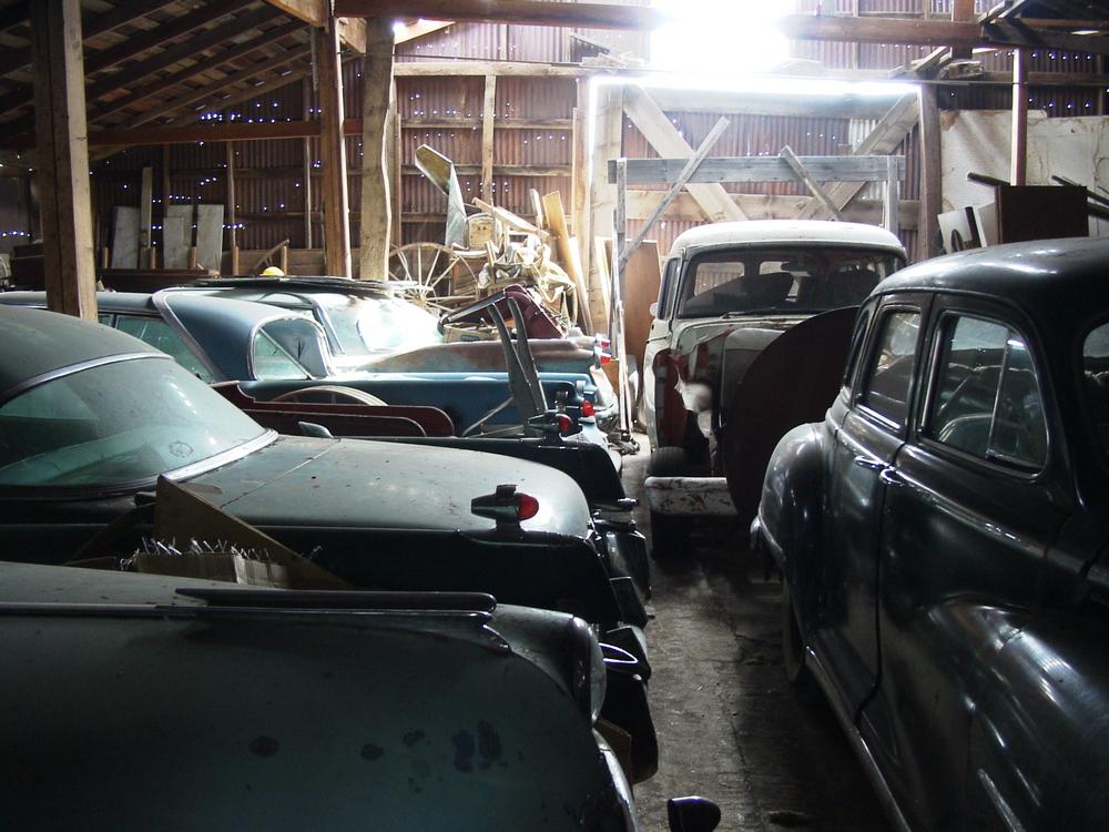 car garage storage