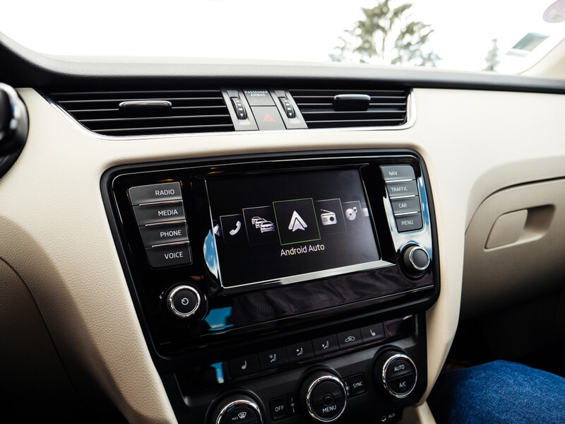 Pairing Android Auto via Bluetooth
