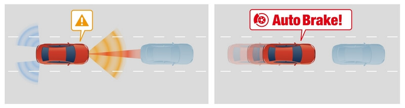 adaptive cruise control features