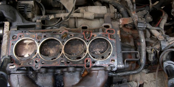 Blown Head Gasket: Most Common Causes And Symptoms