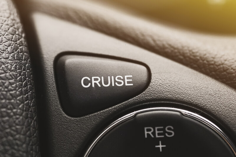 cruise control option