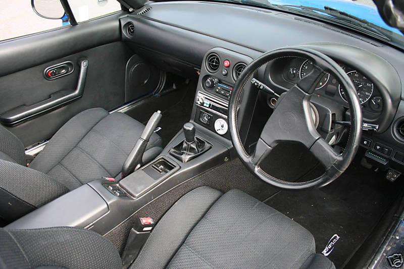 Mazda Miata MX-5 (NA)