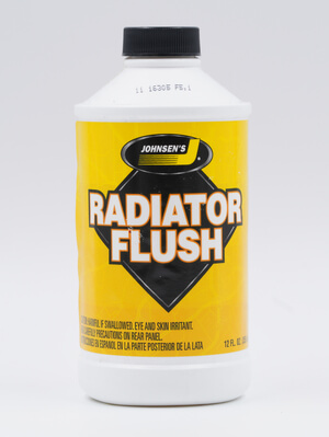 Radiator flush fluid