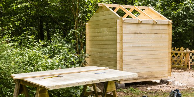 How To Build The Perfect Tool Shed