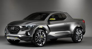 Hyundai's pickup truck: the Santa Cruz