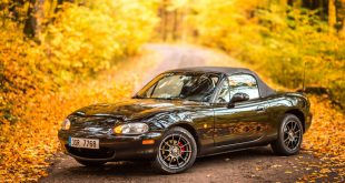 The History Of The Mazda Miata MX-5 (NB)
