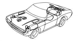 Automotive evap system