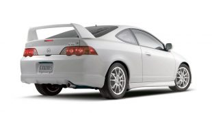 Acura RSX: History And Specifications
