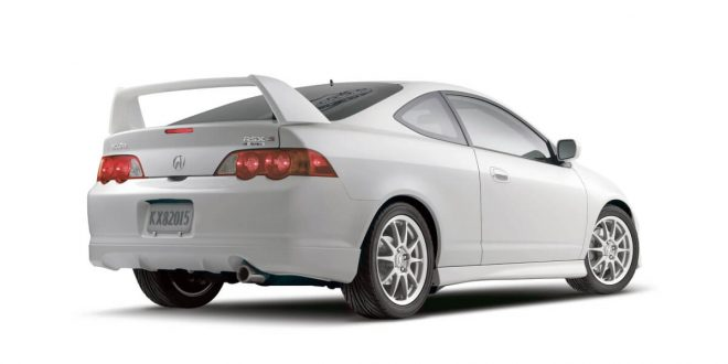 Acura RSX History And Specifications