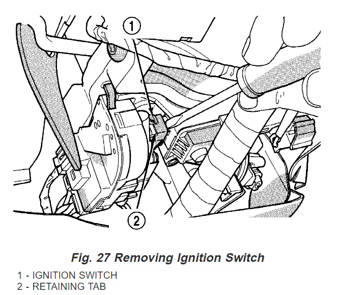 How to test an ignition switch