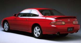 Lexus SC (Z30): History and Specs