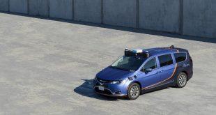 Aurora self-driving vehicle